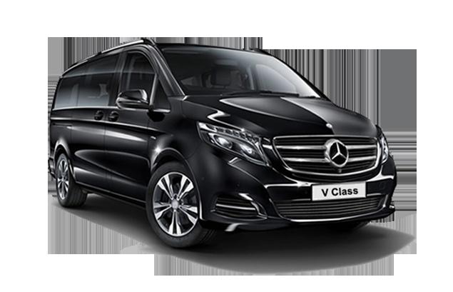 Mercedes Benz V Osztály